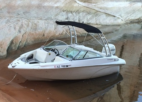 21' Powerboat 01