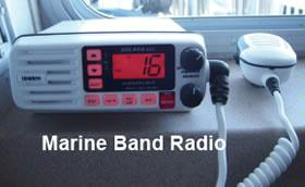 Marine Band Radio